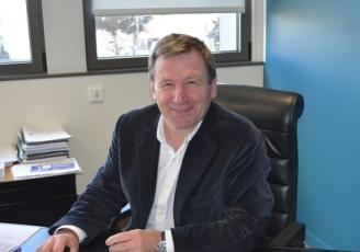 Christian Tacquart vient d'être élu pour trois ans à la présidence du réseau entreprendre Bretagne