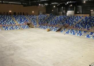 La Glaz Arena ouvrira ses portes le 14 mars à Cesson-Sévigné près de Rennes