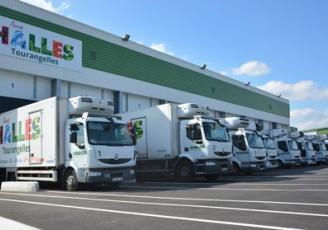 « Aux Halles Tourangelles » a vu le jour en 1996. Dirigée depuis 2014, par la 2ème génération en la personne de Sébastien Brédif, l'entreprise est aujourd'hui un des leaders de la distribution de fruits et légumes dans la région Centre-Val de Loire.