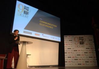 La remise des prix  a eu lieu le 4 décembre à Paris. Bretagne Alternance.com a recu le prix le prix Argent dans la catégorie « Communication Responsable »