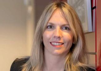 Laetitia Bernard, nouvelle directrice d Harmonie Mutuelle pour la région Bretagne
