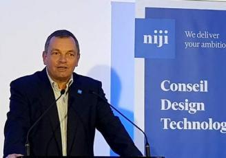Hugues Meili, Président-Directeur Général de Niji