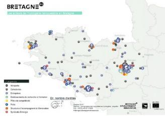 Filière hydrogène bretonnes: 190 acteurs déjà recensés dans les territoires