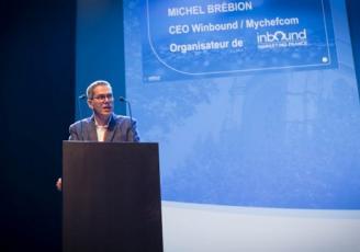 Face au succès de la 1ère édition de l'événement Inbound Marketing France le 31 janvier 2018 à Rennes, Michel Brébion a décidé de renouveler l'expérience 100% INBOUND !