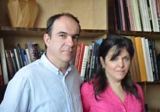 Yann et Sandy Jallu aux commandes de Jallu Ebénistes à Bazouges la Pérouse en Ille-et-Vilaine