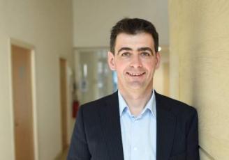 Jérôme Moy, désormais nouveau président de Président de la Caisse Régionale Groupama Loire Bretagne.