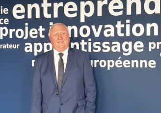 Jean-François Garrec, Président CCI Bretagne