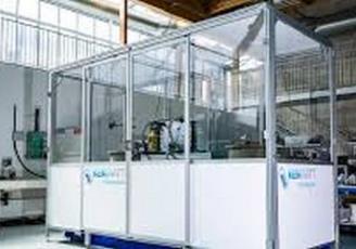 Spin-off de l'Institut des sciences chimiques de Rennes (35), Kemwatt a développé une technologie  une technologie innovante de batteries pour stocker l'électricité et faciliter la gestion du réseau électrique.