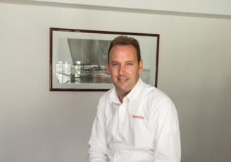 Antoine Le Poulichet dirige le réseau Komilfo depuis 2012