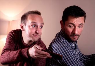 Arnaud Valon et Cédric Baudet ont créé Lestudio a sont installés à Saint-Brieuc