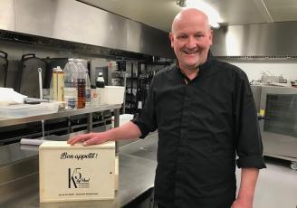 Paul Conan, restaurateur-traiteur à Lorient