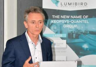Présidé par Marc Le Flohic, Lumibird occupe aujourd'hui une position stratégique de leadership sur trois marchés clés : le médical, l'aérospatial et les capteurs LIDAR
