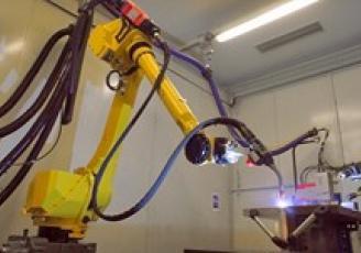 L'institut Maupertuis près de Rennes a  mis au point un nouveau procédé capable de fabriquer des pièces métalliques avec un simple poste de soudage à l'arc.