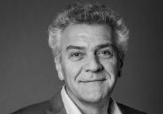 Joël Chéritel, chef de file du Collectif des acteurs bretons contre l'écotaxe