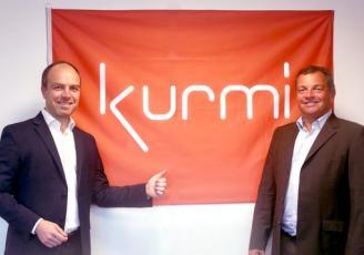Thibaut Felgères, Directeur Général de Kurmi Software aux côtés d'Hugues Meili, Président Directuer général