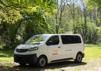 La flotte de véhicules Mobil'Emploi roule à l'électrique