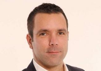 Nicolas Boittin, fondateur et dirigeant de Blue (ex Bretagne Telecom) à Chateaubourg près de Rennes