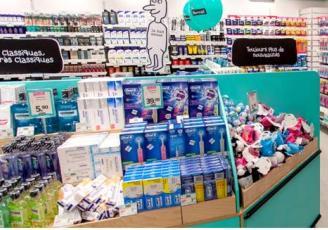 Au 31 décembre 2020, Normal dispose de 22 magasins répartis le territoire français