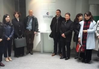 Récompensés aux derniers Oscars d'Ille-et-Vilaine, les entreprises Solina, Triskem International, Ressource-T et Secure IC ont choisi collectivement de s'envoler pour le Japon.