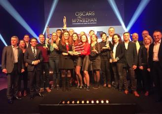 Les Oscars du Morbihan 2020 : lauréats et partenaires