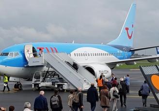 Aéroport de Rennes : ouverture d'une ligne par TUI  à destination de Palerme