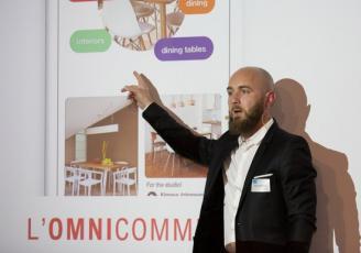 Cyrille Chaudoit,  Directeur Innovation Digitale chez The LINKS  sera l'un des principaux intervenants de Passion commerce, évènement organisé par la CCI Ille-et-Vilaine, le 8 octobre prochain.