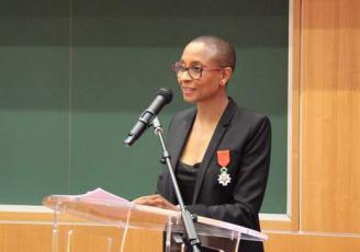 Patricia Amé, vice-présidente de l'Université de Rennes 1