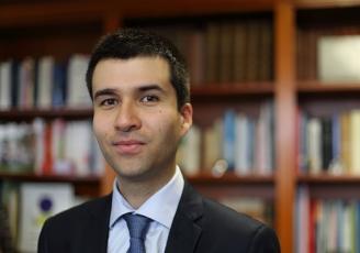 Pierre Rocheteau, directeur général de Olgram, entreprise de biotechnologie basée à Bréhan (56).