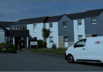 Le groupe Reel a ouvert une antenne en Bretagne, dans la pépinière d'entreprises du Faou.