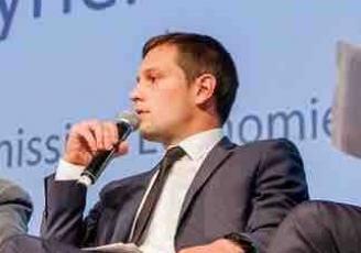 Martin Meyrier est le nouveau Vice- président à l'économie et à l'Innovation au Conseil régional de Bretagne.