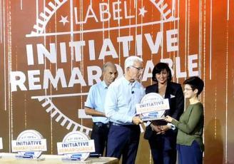Le 30 juin, Initiative France, 1er réseau associatif de financement et d'accompagnement des entrepreneurs, a remis les Prix de son appel à projets Initiative Remarquable sur le thème « Savoir-faire demain »