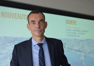 Gilles Tellier, Directeur général de l'aéroport de Rennes