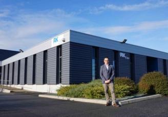 Loïc Mallejac, PDG de RK Flex depuis 2009 reprend Equip'Inox située en Rhônes-Alpes