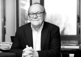 Roland Beaumanoir, fondateur du Groupe en 1981