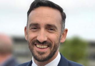 Romain Lehoux, Directeur général de Marc SA à Pleurtuit en Ille-et-Vilaine