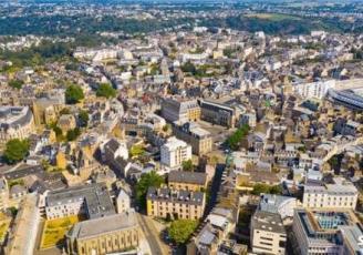 A Saint-Brieuc, si la demande de logements monte en flèche, les stocks de biens disponibles, que ce soit à la vente ou à la location, eux, ne sont pas extensibles…