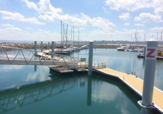 Concessionnaire du port de Saint-Cast depuis 2009, la CCI des Côtes d'Armor a déjà engagé 15 millions d'euros dans la construction du port et ses aménagements