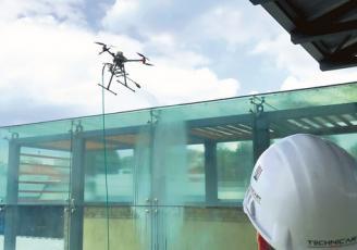 La plus grande innovation portée par Sam'Drones est l'unité mobile haute et basse pression développée en exclusivité avec Vivien Consulting (91