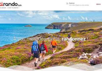 Le site Itirando.bzh est opérationnel sur la globalité du sentier depuis février 2021.