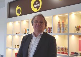 Gilles Bocabeille, Président fondateur de Soreal, entreprise implantée à Brie (35) mais aussi en Espagne et en Egypte