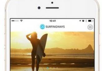 SurfingWays, pour les amateurs de surf