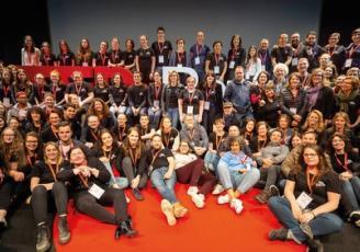 L'équipe de l'association Bretagne ID Large