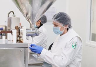 Technature (29) réserve sa production de gel hydroalcoolique au CHRU de Brest