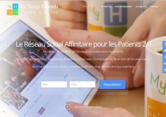 Télécom Santé vient de procéder au rachat de My Hospi Friends. Développée par la startup parisienne People Like Us, My Hospi Friends  est une solution de mise en relation des patients hospitalisés.