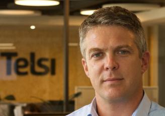 Jean-Thomas Lacour, président de Telsi qui a vu le jour en 2009