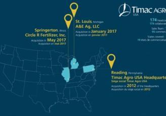Le Groupe malouin Roullier se développe aux Etats-Unis