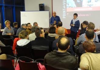 Les résultats, déjà présentés à Lannion Trégor Communauté, ont fait  l'objet d'une restitution le mardi 7 novembre auprès de l'ensemble des entreprises du Trégor.