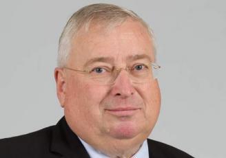 Thierry Troesch, président sortant de la CCI 22
