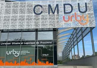 Urby réalise ses livraisons en zones urbaines avec des véhicules à faibles émissions: véhicules électriques, au GNV, vélos cargo... au plus près des centres-villes