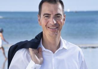 Eric Carré, directeur général du groupe Valdys, depuis septembre 2019